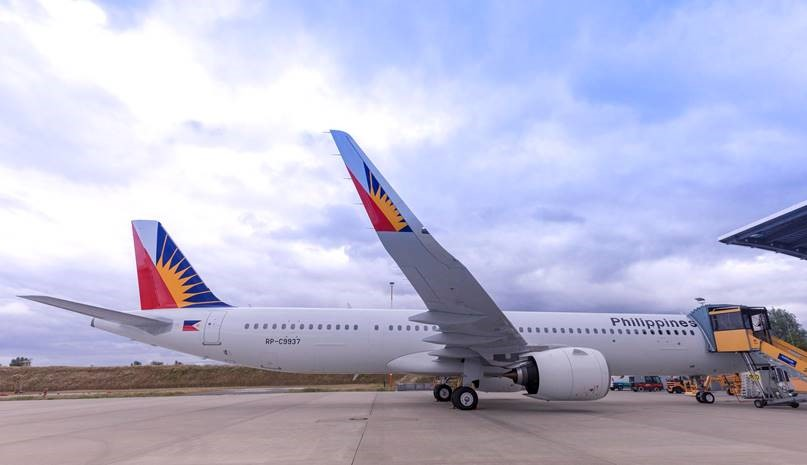 Goshawk delivers its first Airbus A321 Neo to Philippine